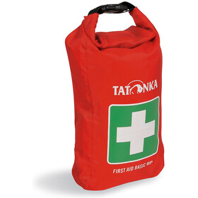 Tatonka First Aid Basic Waterproof green/red